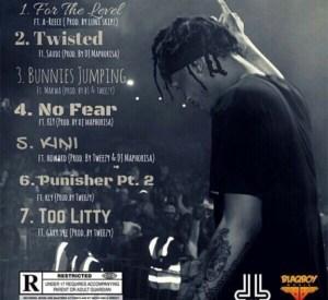 Zingah - No Fear Ft. Kly